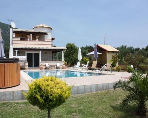 Korfu Ferienhaus Ferienwohnung - Erholsame Ferien